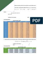 Lab No. 2 Numerical Method