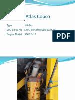 Atlas Copco Sensor Limitations and Fault Code