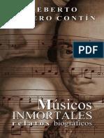 Heberto Gamero Contin - Musicos Inmortales.epub