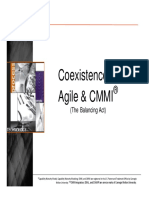 01 Co-Existence of CMMI and Agile Final Draft 24th Feb Version