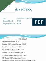 Volvo Ec750dl