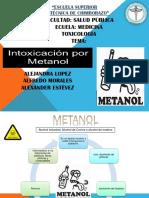 Intoxicacion Por Metanol