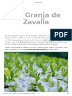 Eco Granja Zavalla