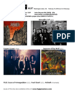 Metal Bulletin Zine 137
