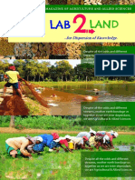 Sample Issue Lab to Land