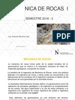 Mecanica de Rocas i - 1