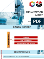 Implantation Assay