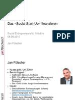 SEI Grundlagen Startup-Finanzierung
