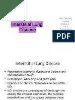 Interstitial Lung