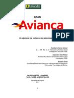 Caso Avianca III