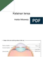 Presentation 1 Lens