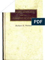 Barbara H. Watters - Horary Astrology and the Judgement of Events.pdf