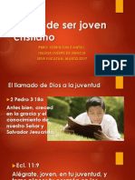 El Reto de Ser Joven Cristiano