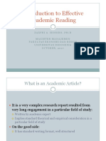 MMUI 2017 Introduction to Academic Reading