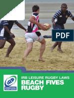 Beach Fives Rugby En