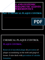 Chemical Plaque Control111