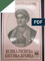 Dragoslav Stranjaković - Kneginja Ljubica.pdf