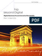 Leadership Beyond Digital - DBF Paris