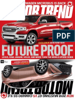 Motor Trend - March 2018