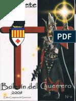 Boletín del Guerrero Nº.8