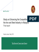 240682 86 Iron and Steel Industry Final Report 29May12 Vf