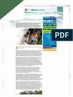 Santa Catalina da la bienvenida al agua potable (AECID-Comunicaid, 15-12-11, Paraguay)
