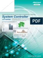 2011 Fujitsu General System Controller v II Serie