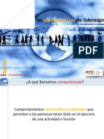 Desarrollo de Las Competencias de Liderazgo