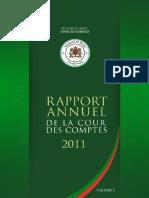 Rapport de La Cour Des Comptes 2011 Maroc T2