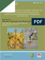 Cuadernillo n 6 Ano 2009- Riesgo Potencial de La Hormiga Cortadora de Hojas Acromyrmex Lobicornis Para Las Plantaciones Forestales de La Patagonia- Silvia Paola Perez