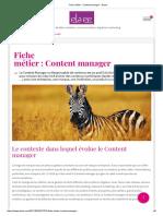 Fiche métier _ Content manager - Elaee.pdf