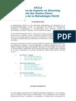 Metodología PACIE - Bloque Académico