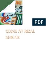 COME AT RIZAL SHRINE.docx