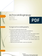 Tranthoracic echocardiography ppt