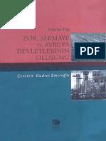 Charles Tilly - Zor sermaye ve avrupa devletlerinin oluşumu