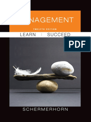 Management Twelfth Edition John R Schermerhorn Jr Entrepreneurship Decision Making
