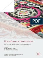 (Palgrave Studies in Impact Finance) Roy Mersland, R. Øystein Strøm-Microfinance Institutions_ Financial and Social Performance-Palgrave Macmillan (2014)
