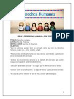 Derechos Humanos. Ciencias Sociales