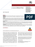 Visionpdf.com the Effect of Herings Law on Different Ptosis Repa