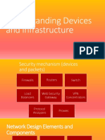 Understanding Devices and Infrastructure