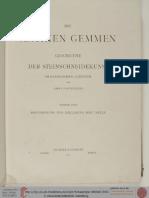 Furtwaengler Die Antiken  Gemmen  Bd 2