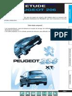 Revue Technique Peugeot 206 Xt