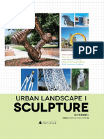 Urban Landscape Sculpture I