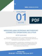 Formula 1  Connective Innovation Prize
