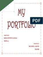 My Portfolio (Short)
