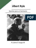 Gilbert_ryle Apuntes Para Un Seminario