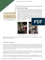 Roteiro Para Uma Casa Simples_ Casa José Anthero Guedes