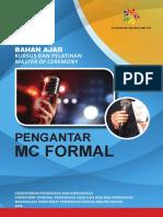 Menjadi MC Profesional = 7-MC-OK