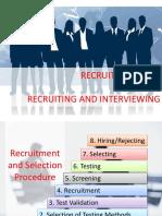 02-A. Recruitment & Selection