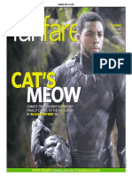 """""""Black Panther"""" movie feature"""